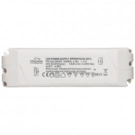 LED Netzteil, 24V-DC / 15-60W, dimmbar Ledissimo