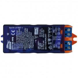 Elektronische Halogentrafos NV Sicherheitstrafo, 230V / 11,5V / 10-60W Relco