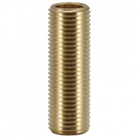Gewinderöhrchen, Messing, M10, Länge 70 mm