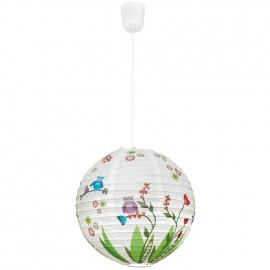 Kinderzimmerleuchte Leuchtenschirm, BIRDS, ohne Pendel, Ø 300 mm