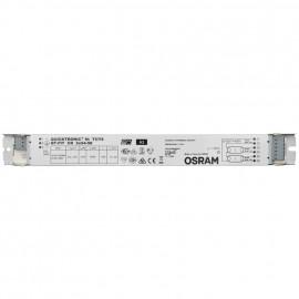Vorschaltgerät, Osram QUICKTRONIC® fit, 2 x 54-58W / 220-240V Länge 280 mm