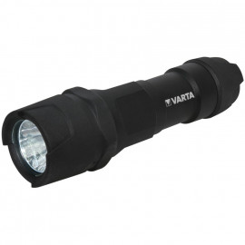 LED Handscheinwerfer, INDESTRUCTIBLE, 1 LED / 3W Länge 136mm, Ø 41mm - Varta