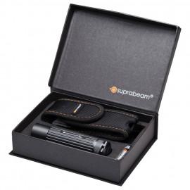 LED Taschenlampe Q3 , 1 LED Länge 115,5mm Ø 26,5mm - Suprabeam