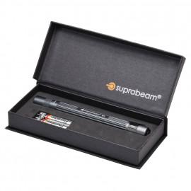 LED Taschenlampe Q1 PEN, 1 LED Länge 141,5mm Ø 15mm - Suprabeam