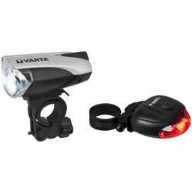 Fahrradlampen Set, LED / 3W