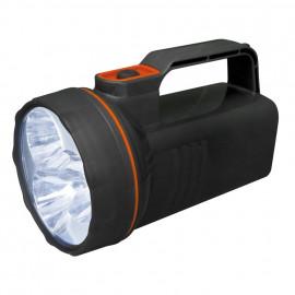LED Handscheinwerfer, 3 LEDs Länge 190mm Ø 105mm - Ampercell