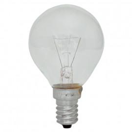Tropfenlampe, E14 / 15W, klar