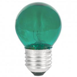 Tropfenlampe, E27 / 25W, Dekolampe Farbe grün