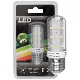 LED Lampe, Form Röhre, E27 / 4W, klar, 400 lm, LeuchtenDirekt