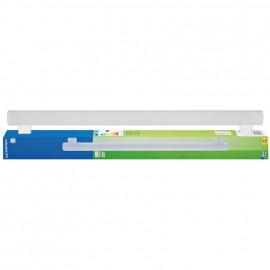 LED Lampe, Linie, S14S / 9W, opal, 600 lm, 2700K, Heitronic