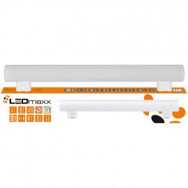 LED Lampe, Linie, S14s / 7W, 500 lm, 2700K, LEDmaxx