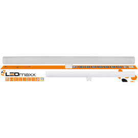 LED Lampe, Linie, S14d / 9W, 700 lm, 2700K, LEDmaxx