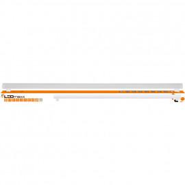 LED Lampe, Linie, S14s / 18W, 1450 lm, 2700K, LEDmaxx