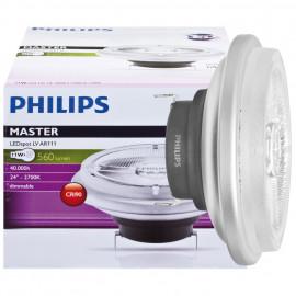 LED Lampe, Reflektor, MASTER LED AR111, G53 / 11W, 560 lm, 2700K, Philips