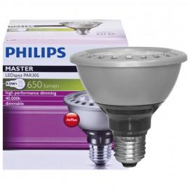 LED Lampe, Reflektor, MASTER LEDPAR30, E27 / 9,5W, R30, 650 lm, Philips
