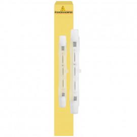 HV Reflektorlampe / Halogenlampe, R7s / 60W, 980 lm, Läng 78 mm, Pferdekaemper