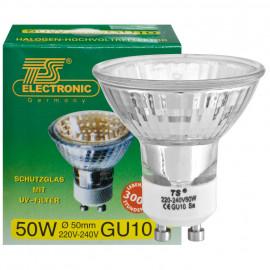 HV Reflektorlampe / Halogenlampe, GU10 / 35W, 340 lm, 2 Stück, TS Electronic