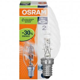 HV Halogenlampe, HALOGEN PRO CLASSIC BW, Kerzenlampen, E14 / 30W, 405 lm Osram