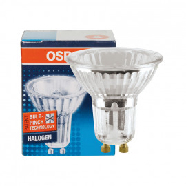 HV Reflektorlampe / Halogenlampe, HALOPAR16, GU10 / 50W, 300 lm, Osram
