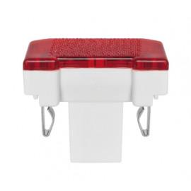 LED Glimmlampe für Schalter und Taster Marke Berker, rot