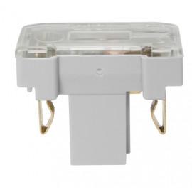 Glimmlampe für Schalter und Taster Marke Berker, klar