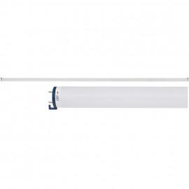 LED Lampe, Tube, G13 / 27W, opal, 3340 lm, 6000K, Schmelter