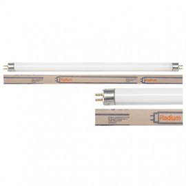 Leuchtstofflampe, T5, G5 / 8W Länge 288 mm Ø 16 Radium