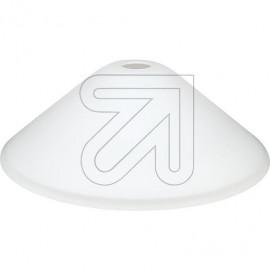 Lampen Ersatzglas - opal matt Ø 380mm Höhe 130mm