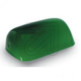 Lampen Ersatzglas - Bankersglas grün glänzend Länge 225mm Breite 130mm