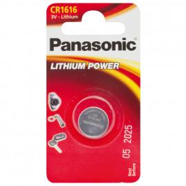 Knopfzelle, Lithium, POWER CELLS, CR 2450, 3V - Panasonic