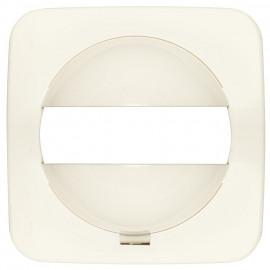 Zentralplatte  MD/PD 180i/R kompatible zu BUSCH-JÄGER® REFLEX - KLEIN® SI cremeweiß