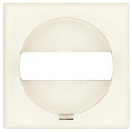 Zentralplatte für MD/PD 180i/R , cremeweiß, kompatible zu: GIRA® STANDARD (55 x 55 mm)
