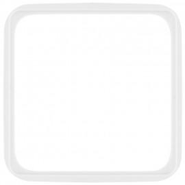 Adapterrahmen für Fremdgeräte mit 50 x 50 mm Zentralplatte für KLEIN SI® reinweiß