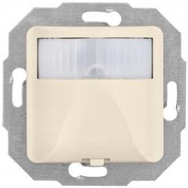 Bewegungsmelder Kombi, 40 - 400W, mit Zentralplatte 50 x 50 mm, weiß
