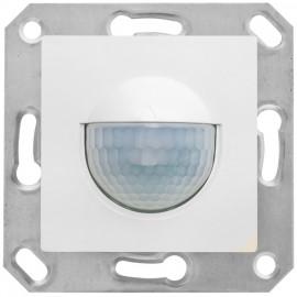 Bewegungsmelder mit Zentralplatte 50 x 50 mm, 2300W  /1150VA, reinweiß