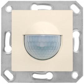 Bewegungsmelder, 2300W / 1150VA, Kombi KLEIN LX® mit Zentralplatte 50 x 50 mm weiß