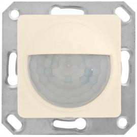 Bewegungsmelder Kombi, 2300W / 1150VA, mit Zentralplatte 50 x 50 mm, weiß