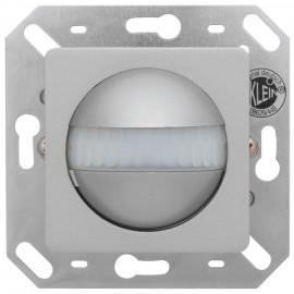 Bewegungsmelder, 2300 W-10A / 1150VA-5A, KLEIN SI® silber matt
