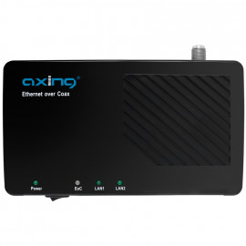 Ethernet over Coax Verteiler, EOC 1-01 500 Mbps Modem Axing