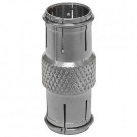 F Kabelverbinder, Quickfix, Stecker / Stecker Axing