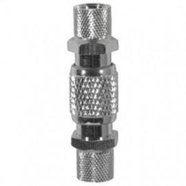 F Kabelverbinder, mit Drehkupplung für Kabel-Ø 7 mm