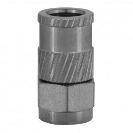 Kompressions Stecker  Klasse A nach EN50083-2/A1 -F-OPTI-FIX 93-51 Axing