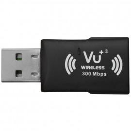 Wireless USB Adapter, 300 Mbps Vu+