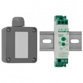 Sensorschalter REGEN, mit Regensensor für Hutschienenmontage