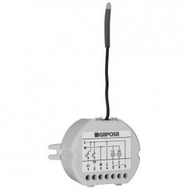Funkempfänger Unterputz für Dauerstrom, 500W, FUROHRE MIKRO