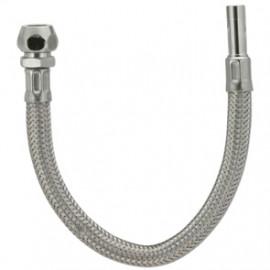 Verbingungsschlauch, FREE-FLEX Drahtgeflecht flexibel Länge 300 mm