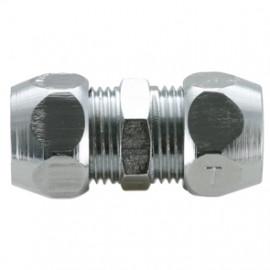 Doppel Quetschverschraubung 3/8 x Ø 8 mm