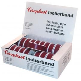 Coroplast Box PVC Isolierband Breite 15 mm, Länge 10 m Farbe violett Inhalt 20 Stück