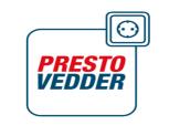 Presto Vedder Logo