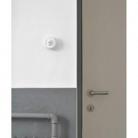 Schaltereinsatz Dreh Aus / Wechsel, Aufputz, 10A / 250V, IP20, Duroplast weiß, THPG